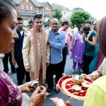 Castlemore Brampton Hindu Wedding Photos 15 150x150 Kevin and April | Castlemore Brampton Hindu Wedding Photography