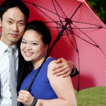 Engagement Photos Mississauga Raining Water Couple 02 150x150 Engagement session in rainy weather in Mississauga Riverwood Park   Lee + Jennifer