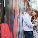 Toronto Graffiti Train Urban Engagement Photos 02 150x150 Engagement shoot   Downtown Toronto   Graffiti and Urban Theme   Kevin and Tanya
