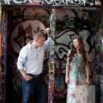 Toronto Graffiti Train Urban Engagement Photos 04 150x150 Engagement shoot   Downtown Toronto   Graffiti and Urban Theme   Kevin and Tanya