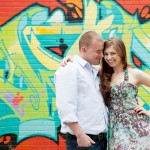 Toronto Graffiti Train Urban Engagement Photos 05 150x150 Engagement shoot   Downtown Toronto   Graffiti and Urban Theme   Kevin and Tanya