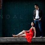 Engagement Photos Distillery District Brookfield Place Toronto Umbrella 3 150x150 Engagement Shoot in Downtown Toronto at the Distillery District and Brookfield Place; K+Larry