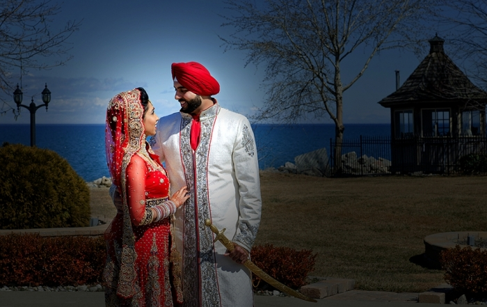 Sikh-Couple-Park-Shoot-Photo